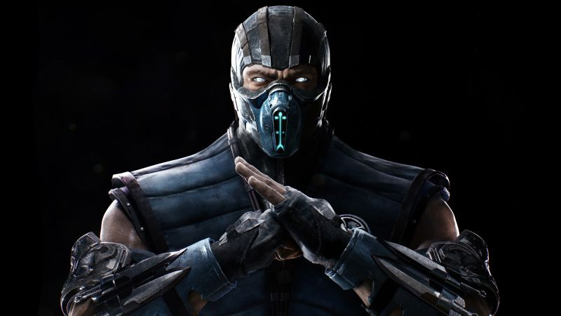 MORTAL KOMBAT X, SUB ZERO, fighting, PS4, Xbox One (horizontal)