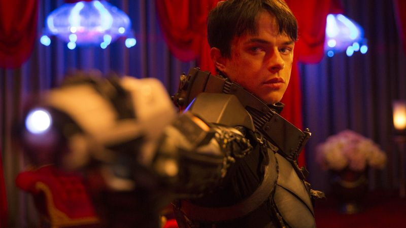 Valerian and the City of a Thousand Planets, Dane DeHaan (horizontal)