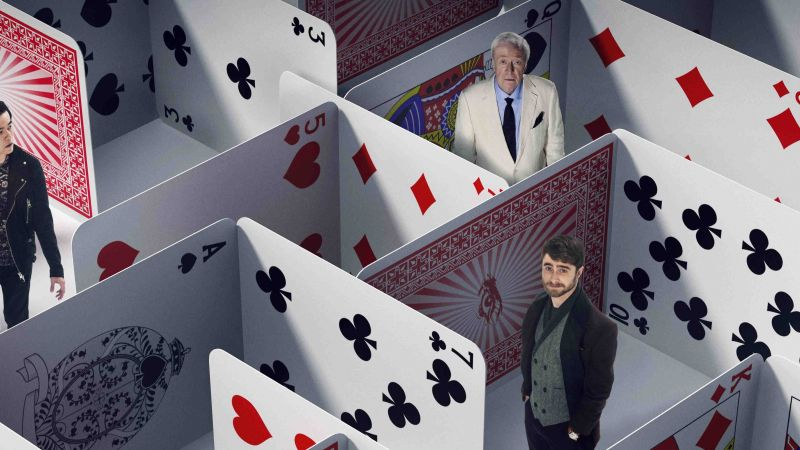 Now You See Me 2, Best Movies, Daniel Radcliffe (horizontal)