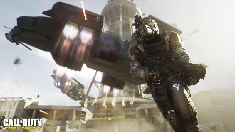 Call of Duty: Infinite Warfare, shooter, PC, PS 4, Xbox One