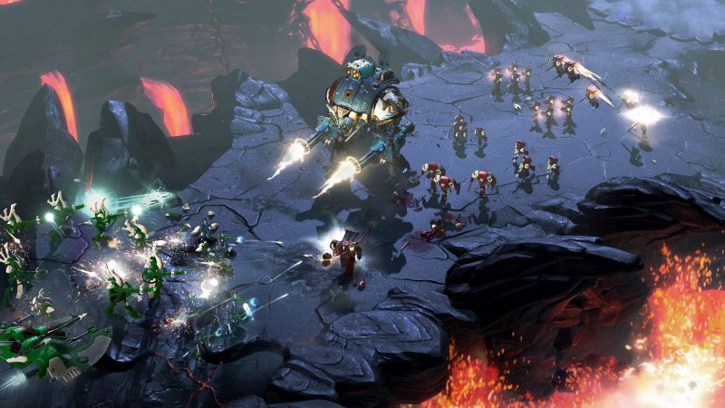 Warhammer 40k: Dawn of War 3, best games