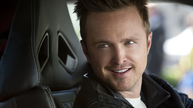 Aaron Paul, Most popular celebs, actor (horizontal)