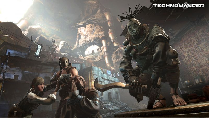 The Technomancer, best games, PS 4, Xbox One, PC