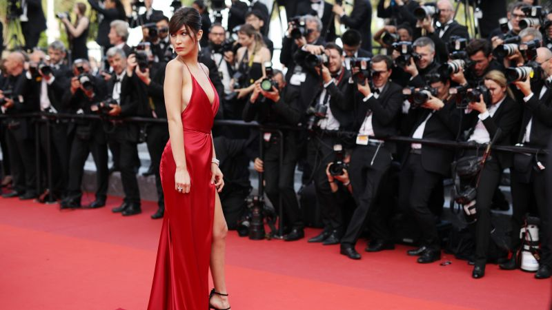Bella Hadid, Cannes Film Festival 2016, red carpet, Most popular celebs, actress, model