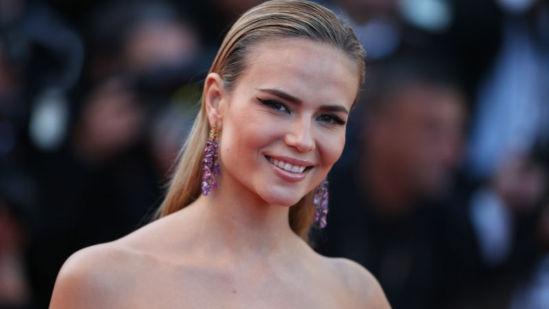 Natasha Poly, Cannes Film Festival 2016, red carpet, Most popular celebs, actress, model (horizontal)