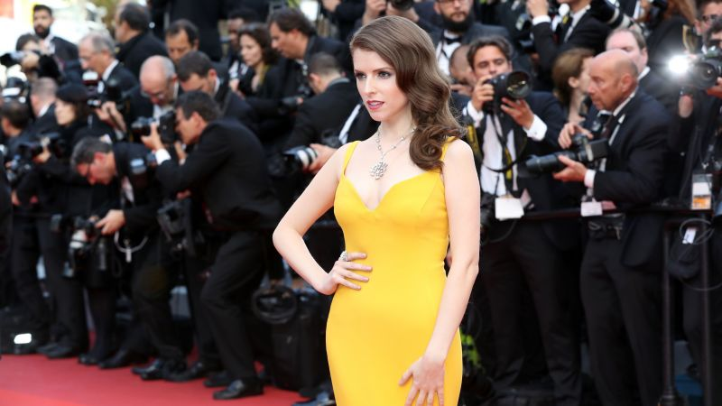 Anna Kendrick, Cannes Film Festival 2016, Most popular celebs