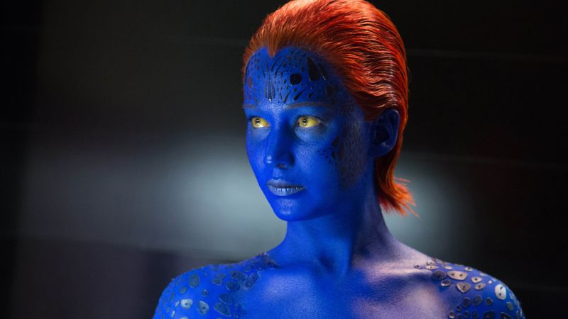 X-Men: Apocalypse, mystiq, Jennifer Lawrence, Best Movies