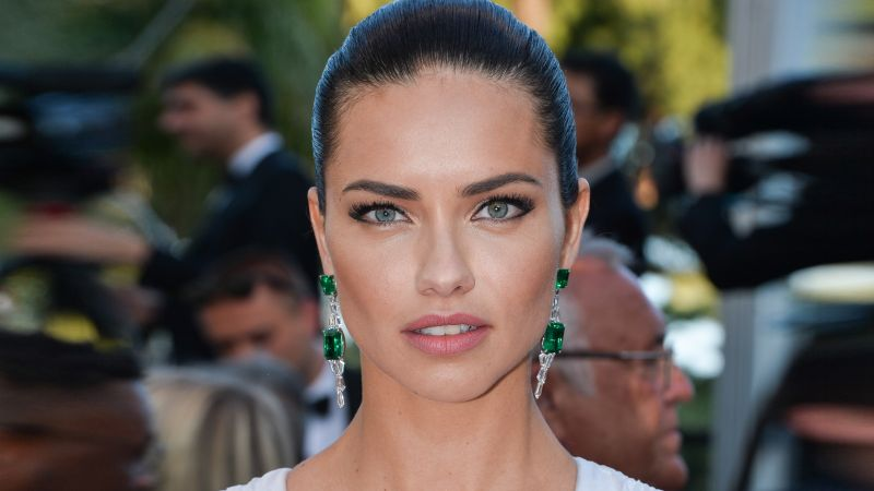 Adriana Lima, face, Cannes Film Festival 2016, red carpet, Most popular celebs, model (horizontal)