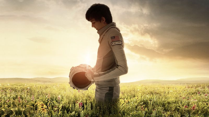 The Space Between Us, Asa Butterfield, best movies (horizontal)