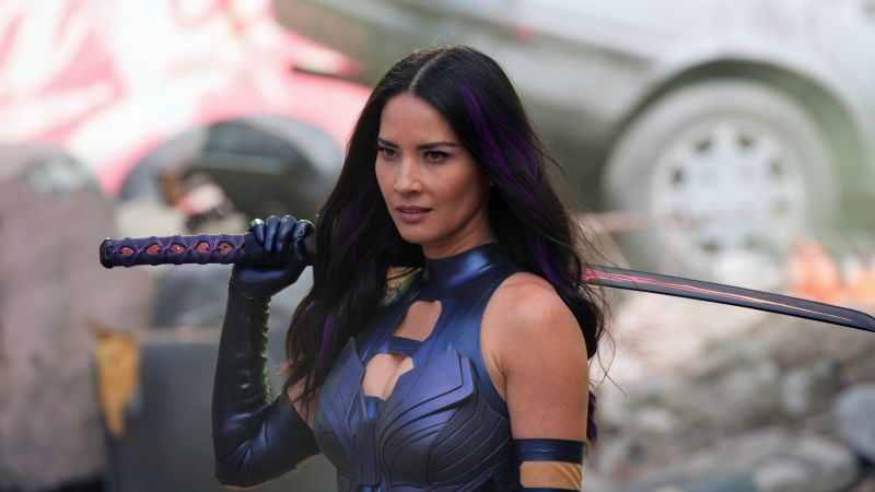 X-Men: Apocalypse, psylocke, katana, Best Movies