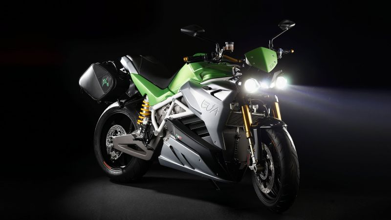 Energica Ego, electric street fighter, electric bikes, electric, green, best motorcycle (horizontal)