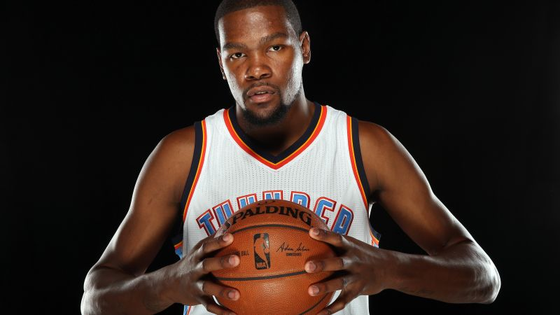 Kevin Durant, Basketball, NBA, The best players 2016, USA