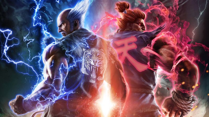 Tekken 7, E3 2016, fighting, PlayStation 4, Xbox One, Windows, Best Games