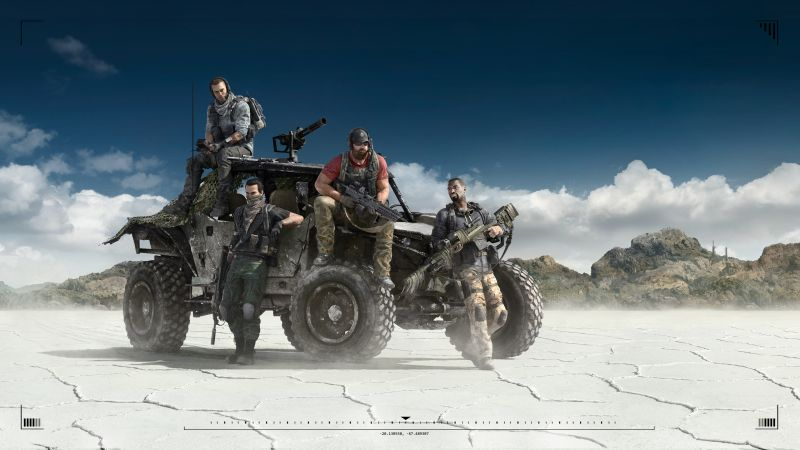 Tom Clancy's Ghost Recon Wildlands, Best games, game, shooter, PC, Xbox 360, PS3 (horizontal)