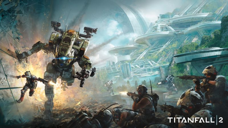 Titanfall 2, E3 2016, shooter, best games, PlayStation 4, Xbox One, Windows, Best Games