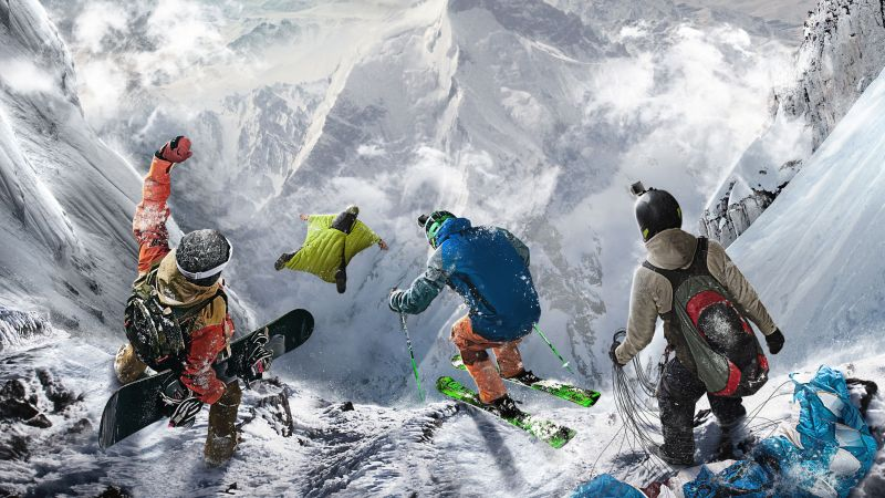 Steep, extreme, E3 2016, best games, PlayStation 4, Xbox One, Windows, Best Games