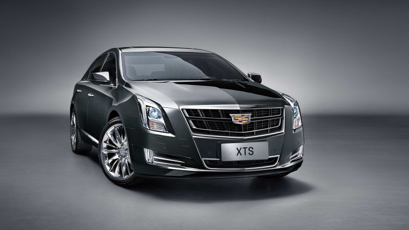 Cadillac XTS CN-spec, luxury cars