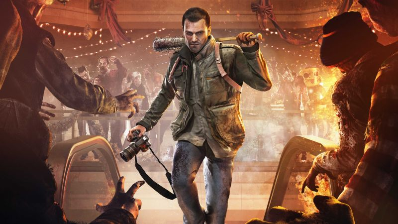 Dead Rising 4, horror, best games of 2016, PC, Xbox One