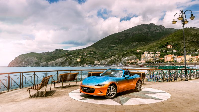 Mazda MX-5 Levanto, Garage Italia Customs, nature