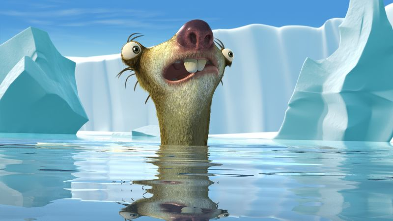 Ice Age 5: Collision Course, sid, best animations of 2016