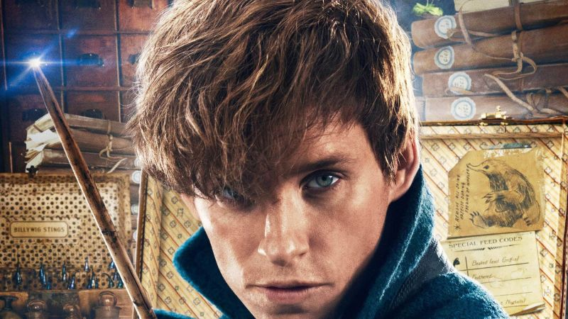 Fantastic Beasts And Where To Find Them, Eddie Redmayne, Best Movies