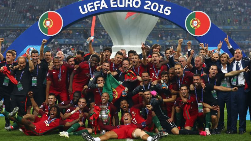 euro 2016, portugal, winner, Real Madrid
