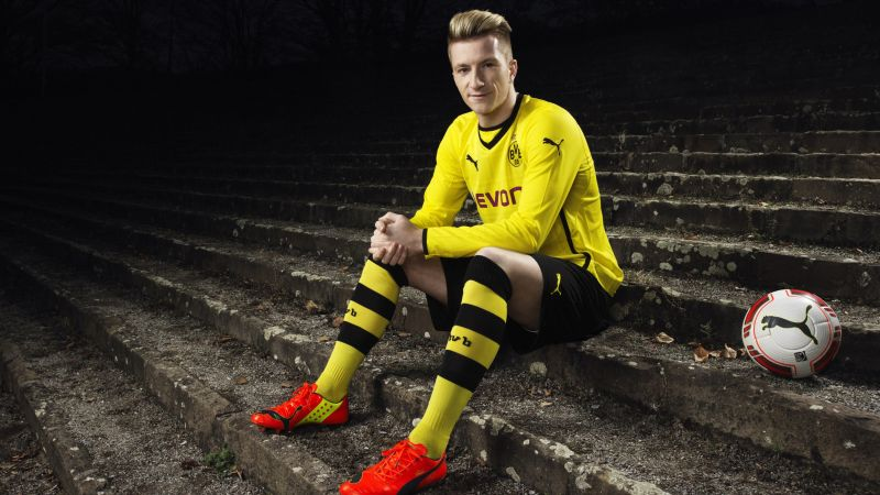 Marco Reus, football, German Soccer Player (horizontal)