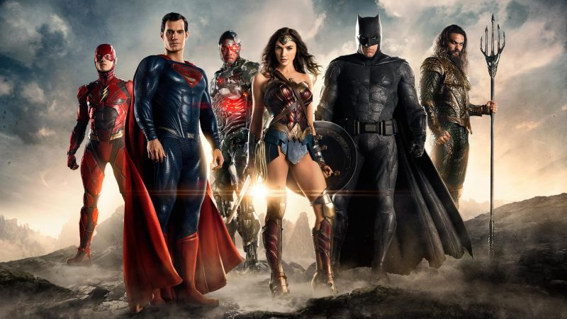 Justice League, superman, batman, Wonder woman, superhero