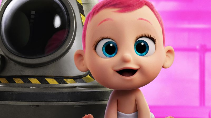 Storks, baby, best animation movies of 2016 (horizontal)