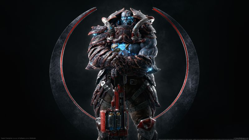 Quake Champions, shooter, Scalebearer, best games, pc (horizontal)