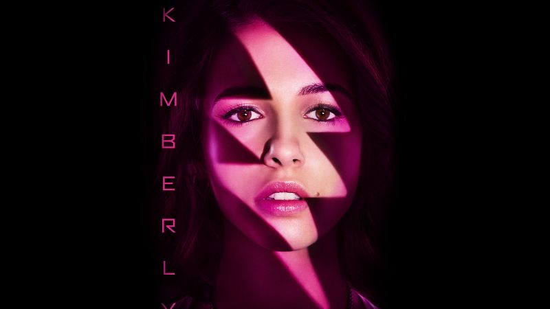 Power Rangers, pink, Naomi Scott, superhero