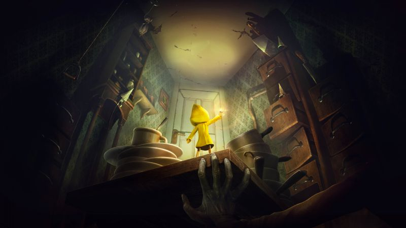 Little Nightmares, PC, Xbox one, PS4
