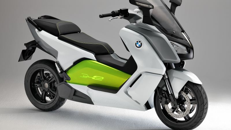 BMW C Evolution, electric, electric bikes, best bikes