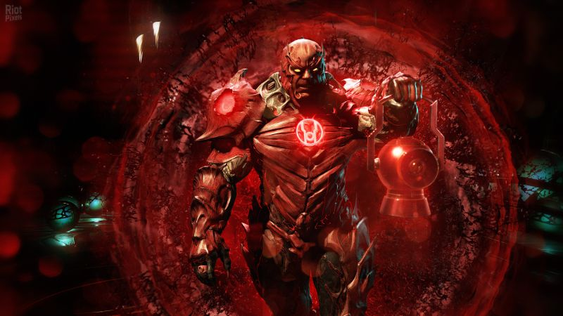Injustice 2, Atrocitus, fighting, PC, PlayStation, PS4, Xbox One (horizontal)