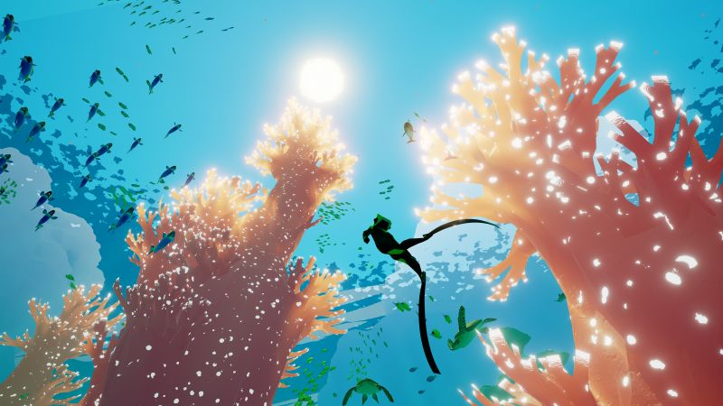 Abzu, Gamescom 2016, underwater, best games, pc, ps4, xbox one (horizontal)