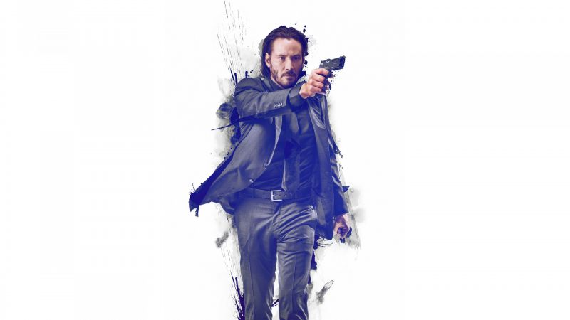 John Wick: Chapter Two, John Wick: Chapter 2, Keanu Reeves, Most popular celebs, best movies (horizontal)