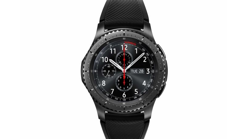 Samsung Gear S 3 classic, smart watch, review, IFA 2016 (horizontal)