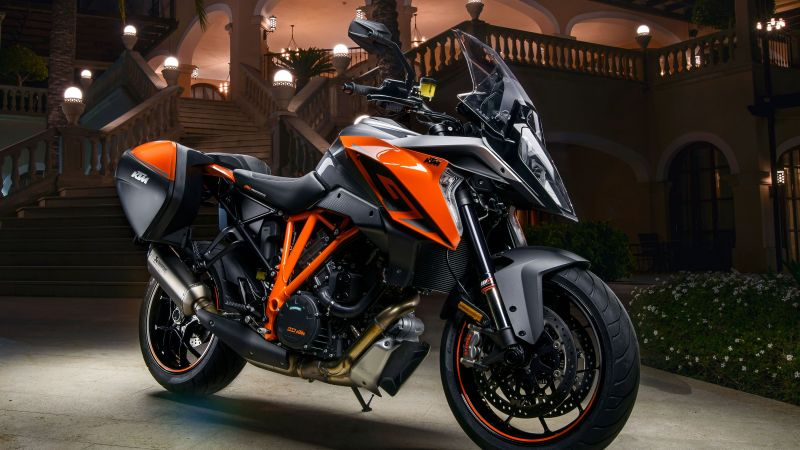 KTM 1290 Super Duke GT, turing, turing bike 2016, best bikes