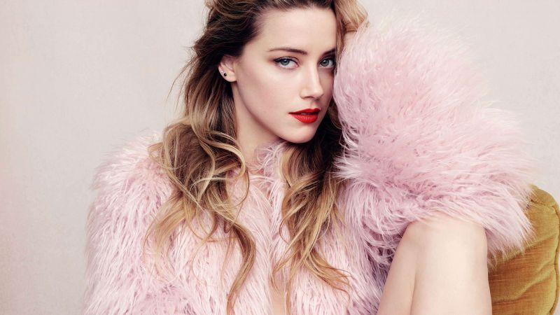 Amber Heard, Top Fashion Models, model, actress (horizontal)