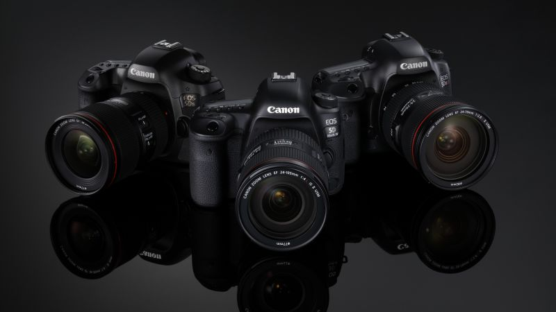 Canon EOS 5D Mark IV, Photokina 2016, 4k, review, Canon zoom, reflex