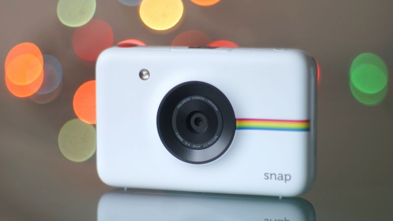 Polaroid Snap Touch, Photokina 2016, review, print, Snap Touch