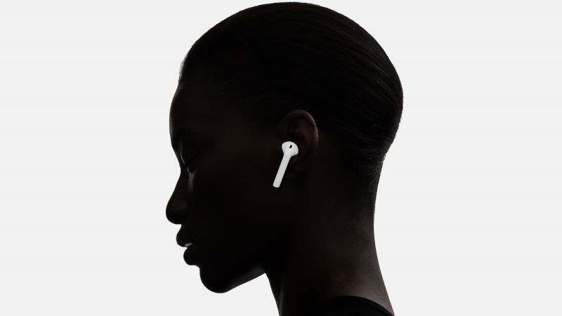 AirPods, iPhone 7, review, woman, headset, wireless, Best Smartphones 2016