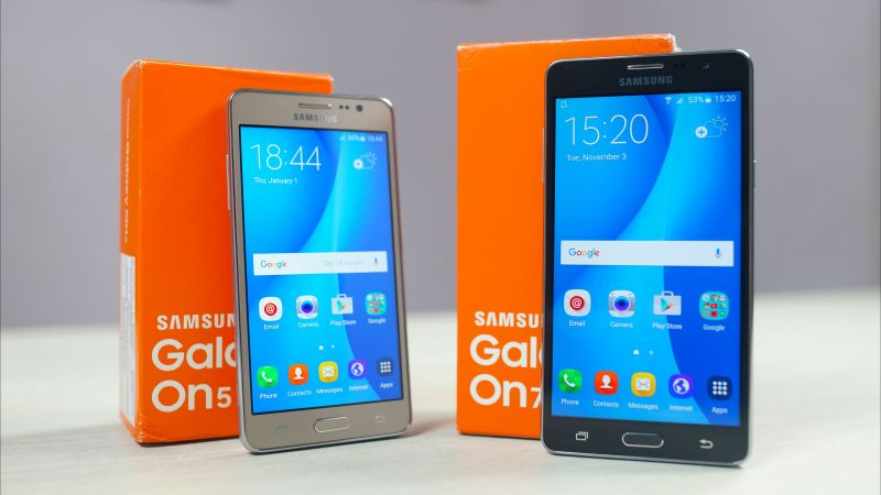 Samsung Galaxy On7 Pro, IFA 2016, on 5, review, Hi-Tech News of 2016, Samsung, Galaxy (horizontal)