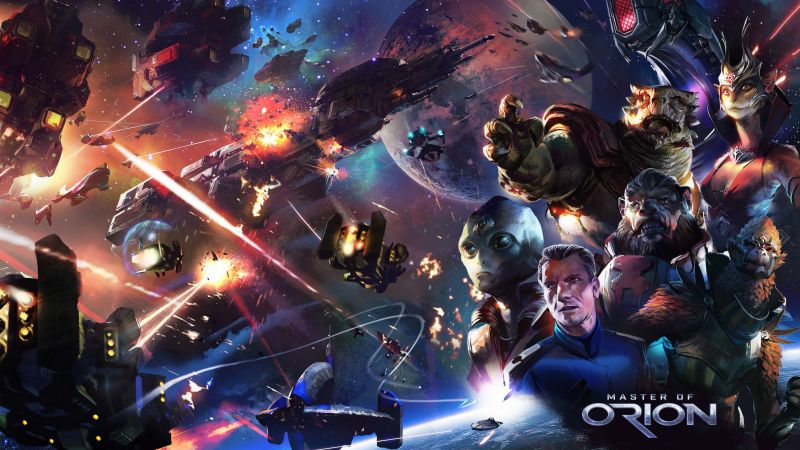 Master of Orion, conquer the stars, best games, pc