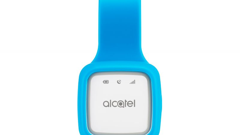 Alcatel MOVETRACK, smart watch, review, IFA 2016, review, WiFi Watch (horizontal)