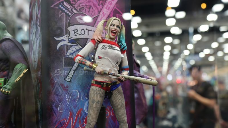 Harley quinn, Suicide Squad, Margot Robbie, Best Movies of 2016