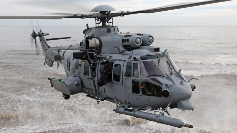Airbus Helicopters H225M, Eurocopter EC725, France Air Force, France army