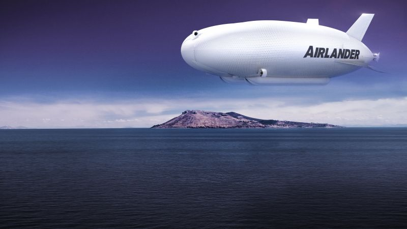 Airlander 10, Hybrid Air, Vehicles HAV 304 Airlander, U.S. Air Force