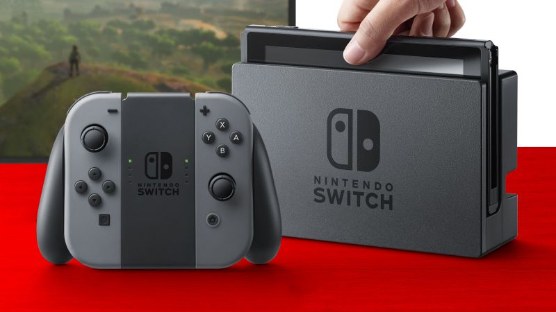 Nintendo Switch, review, Console
