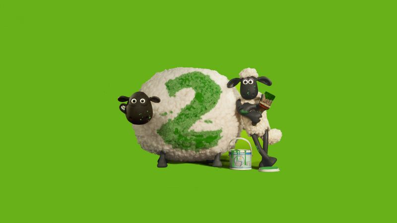 Shaun the Sheep, best animation movies (horizontal)